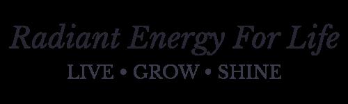 Radiant Energy for Life header image